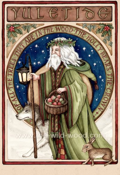 Happy Yule and Christmas to my dear readers!