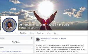 Facebook Astrodynamics