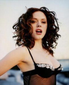 Rose McGowan astrology