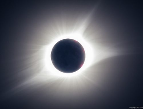 Musings on the Great American Eclipse
