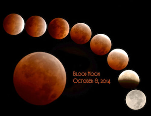 "The January 2018 ""Super Blue Blood Moon"" and the Leo/Aquarius axis"