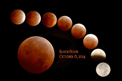 blood moon eclipse leo - photo #40
