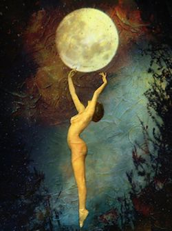 Once in another Blue Moon – the Virgo Full Moon of March 1st