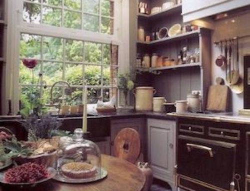 Sunday inspiration: A kitchen for the soul
