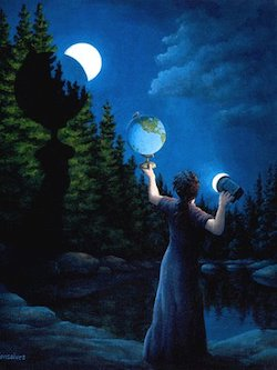 Fall into the drama of the Equinox Aries Full Moon, September 24th