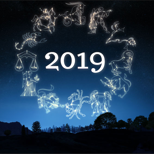 An astrological forecast for 2019