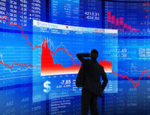 Mania and depression in the financial markets