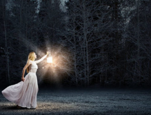 Sunday inspiration: Light in a stormy world