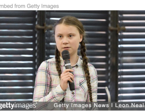 The astrology of Greta Thunberg