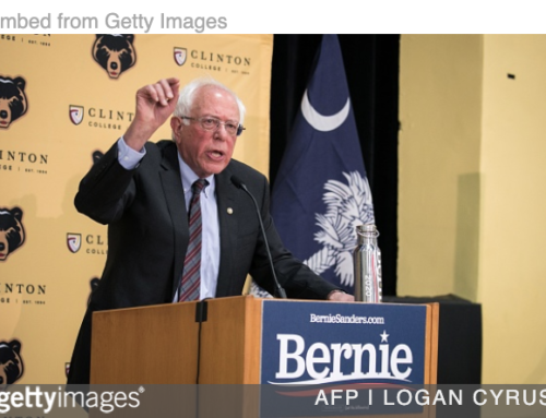 Bernie Sanders in 2020 – the astrological perspective
