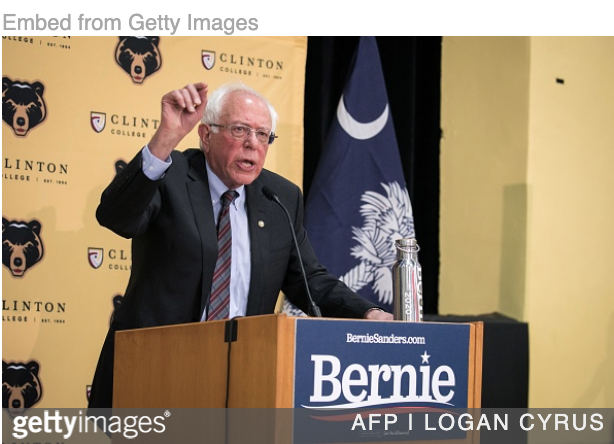 Bernie Sanders in 2020 - the astrological perspective - Astrology