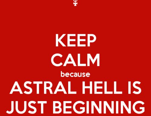 Astral Hell: Is it a thing?