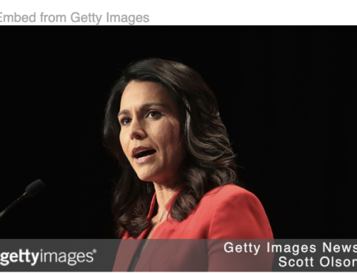 The astrology of Tulsi Gabbard