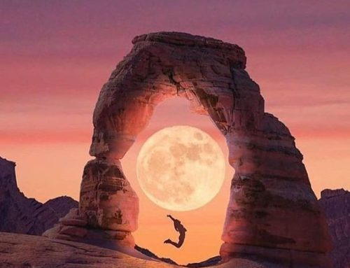 Let your inner light shine on the Leo Full Moon, February 9 2020