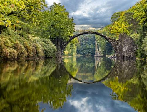 Sunday inspiration: An invisible bridge