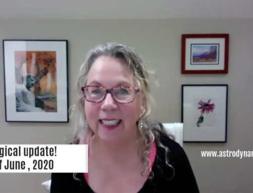 Astrological forecast for the week of June 1, 2020 including the lunar eclipse