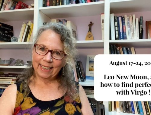 Astrology forecast for the week of August 17, 2020, including the Leo New Moon