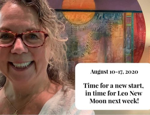 Astrological insights for the week of August 10, 2020! Uranus turns direct, and we learn to master Mars
