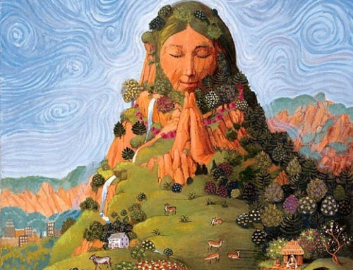 Sunday inspiration: Invocation to Gaia
