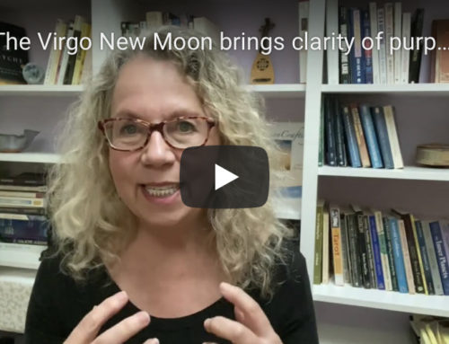 Astrological forecast for the week of September 14, 2020 including Virgo New Moon