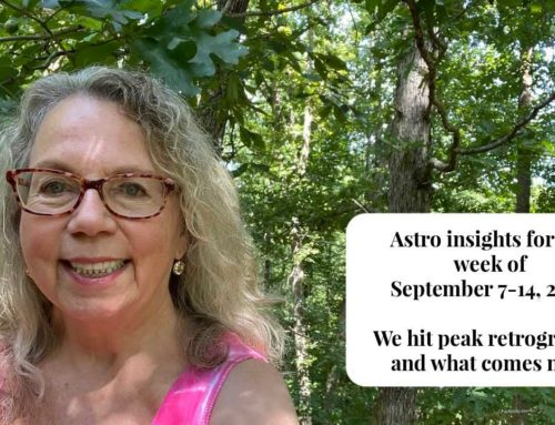 Astrological update for the week of September 7-14, 2020