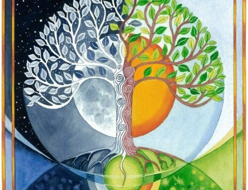 Weekend update: 3.20.21. The meaning of the March Equinox